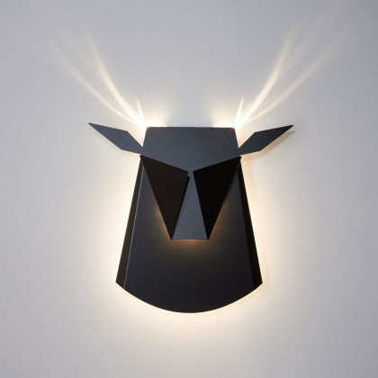 Popuplighting Deer Head