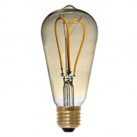 Segula LED Rustika 4W E27 Gold