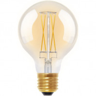 Segula LED Golden Globe 80mm 6W