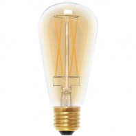 Segula LED Rustica Long Style golden
