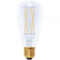 Segula LED Rustika 6W clear Long Style