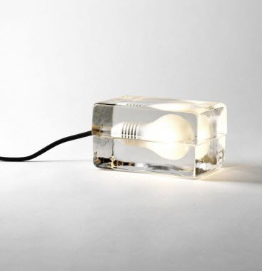 Design House Stockholm Block Lamp by Harri Koskinen