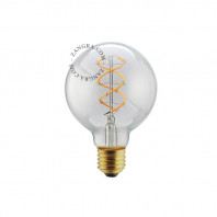 Zangra LED Light Bulb Filament Globe 5W