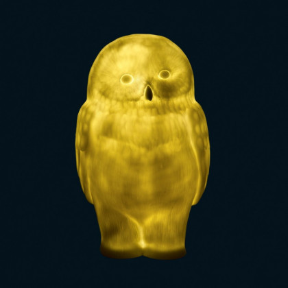 Goodnight Light Akira The Owl Lamp