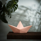 Goodnight Light Paper Boat Lamp