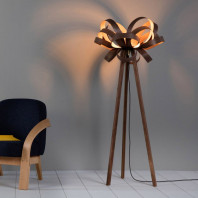 Tom Raffield Skipper Floorlamp
