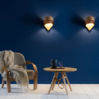 Tom Raffield Cape Wall Light