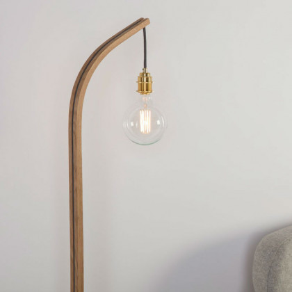 Tom Raffield Mooring Floor Light