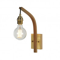 Tom Raffield Wheal Wall Light
