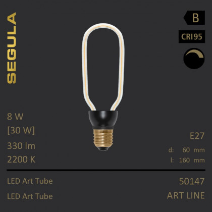 Segula Art Line LED Art Tube
