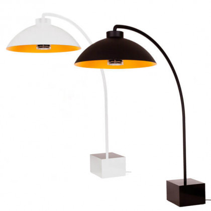Heatsail Dome Patio Heater + Lamp