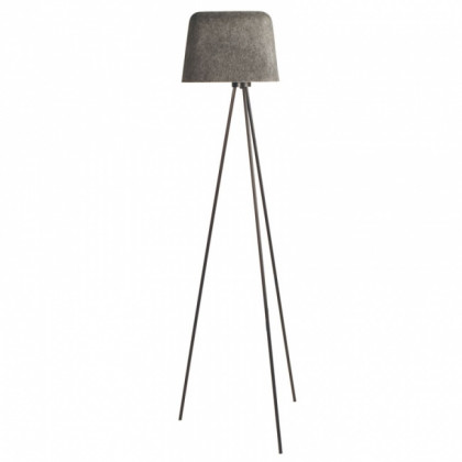 Tom Dixon Felt Floor Light Grey/White