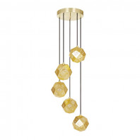 Tom Dixon Etch Mini Chandelier