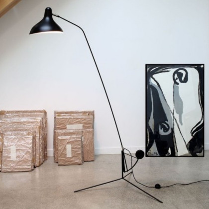 DCW Editions Mantis BS1 floor lamp