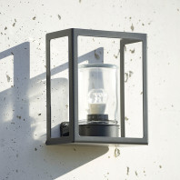 Roger Pradier Hugy outdoor lamp