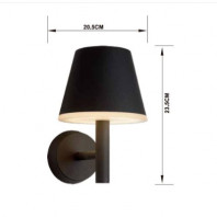 More about Outdoor wall lamp LED