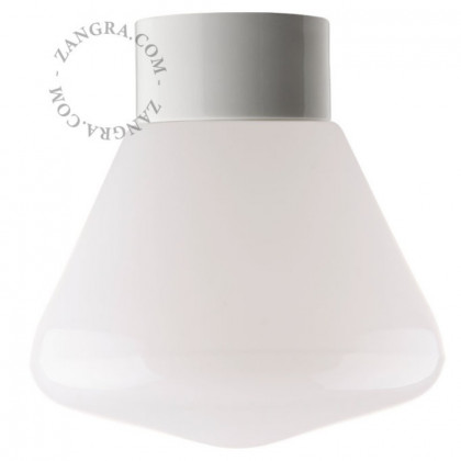 Zangra waterproof porcelain lamp (wall & ceiling) - modern designs