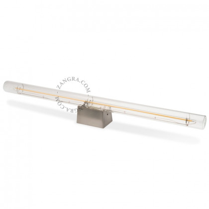 Zangra transparent stick lamp