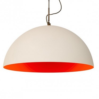 In-es.artdesign Mezza Luna 1 - White