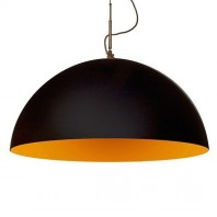 In-es.artdesign Mezza Luna 1 - Black