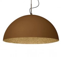 In-es.artdesign Mezza Luna 1 - Bronze/Or