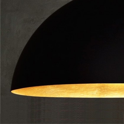 In-es.artdesign Mezza Luna 2 - Black