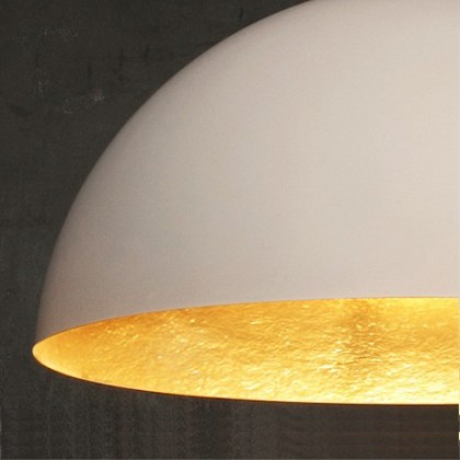 In-es.artdesign Mezza Luna 2 - Blanc