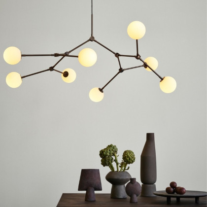 101 Copenhagen Drop Chandelier Bulb Lamp