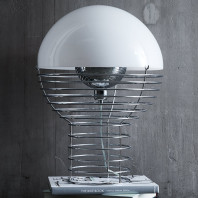 Verpan Wire Lamp de Table