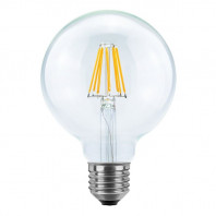 Segula LED Globe 95 Clear Non Dimmable