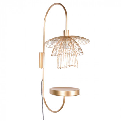Forestier papillon wall lamp
