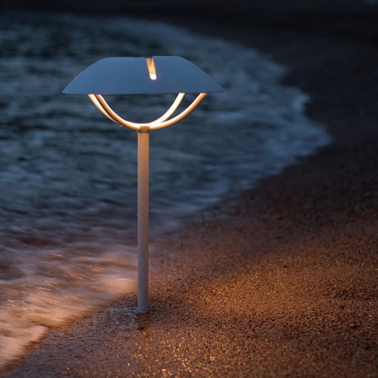 Maiori La Lampe Parabole Solar Ground Light