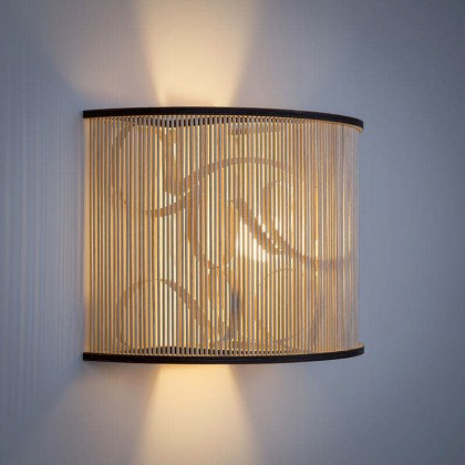 Tom Raffield Cage wall light