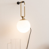 Artemide NH Wall Lamp