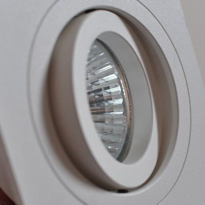 Recessed rounded Spot lights RD111