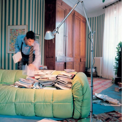 Artemide Tolomeo LED Floor Lamp