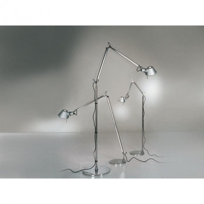 Artemide Tolomeo Reading Floorlamp