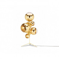 Tom Dixon Mirror Ball Stand Chandelier