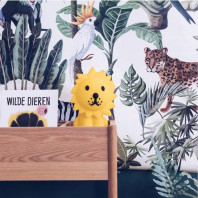 Mr Maria Lion First Light Table Lamp