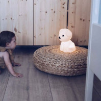 Mr Maria Snuffy First Light Table Lamp