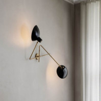 Astep VV Cinquanta Twin Wall Lamp