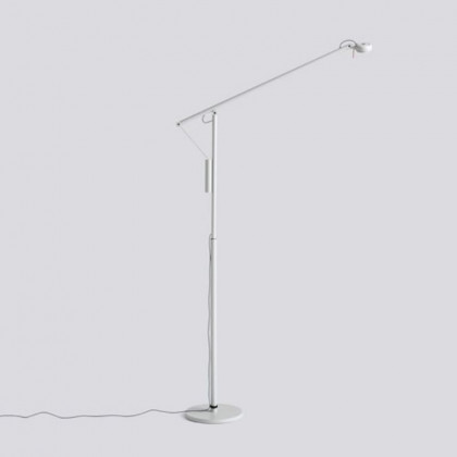 Hay Fifty-Fifty Floor Lamp