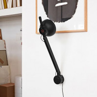 Hay PC Single Arm Wall Lamp