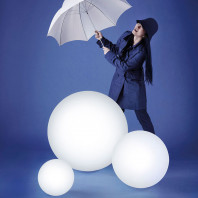 Slide Design Globo Outdoor Lampe de Sol