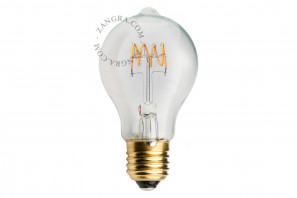 Zangra LED Light bulb filament 5W 2200K