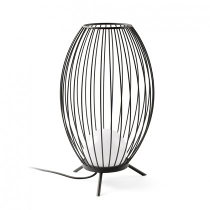 Faro Cage Portable LED Floor Lamp
