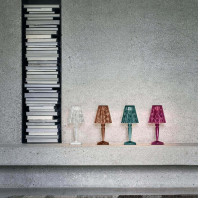 Kartell Big Battery Portable Table Lamp