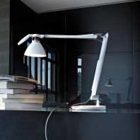 Luceplan Fortebraccio LED Desk Lamp