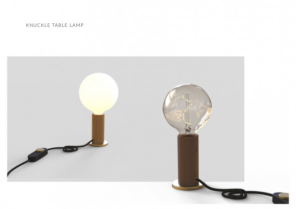 Tala Knuckle Table Lamp