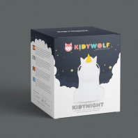 Kidywolf Kidynight Unicorn Kids Night Light